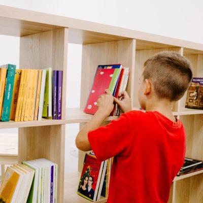 Produženi boravak za decu - Biblioteka